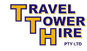 Travel tower hire logo